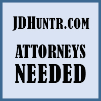 JDHuntr In-House Counsel Jobs
