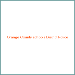 Orange County schools District Police
